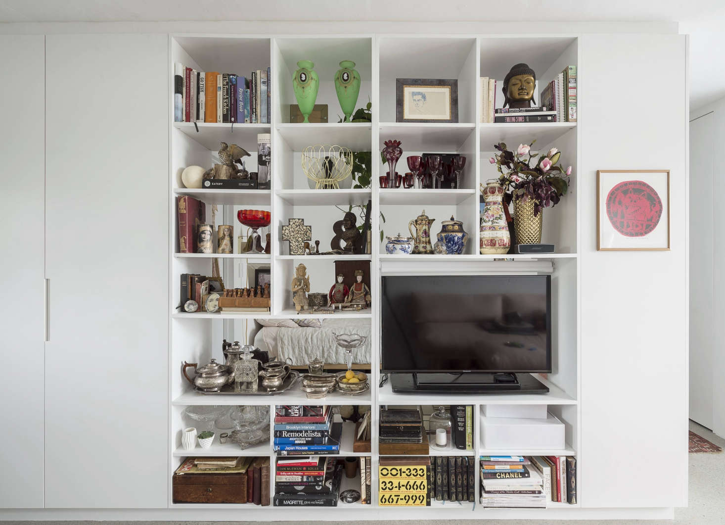 How To Separate A Room Without A Wall Small Space Ideas To Steal 7 Clever Twists On Room Dividers