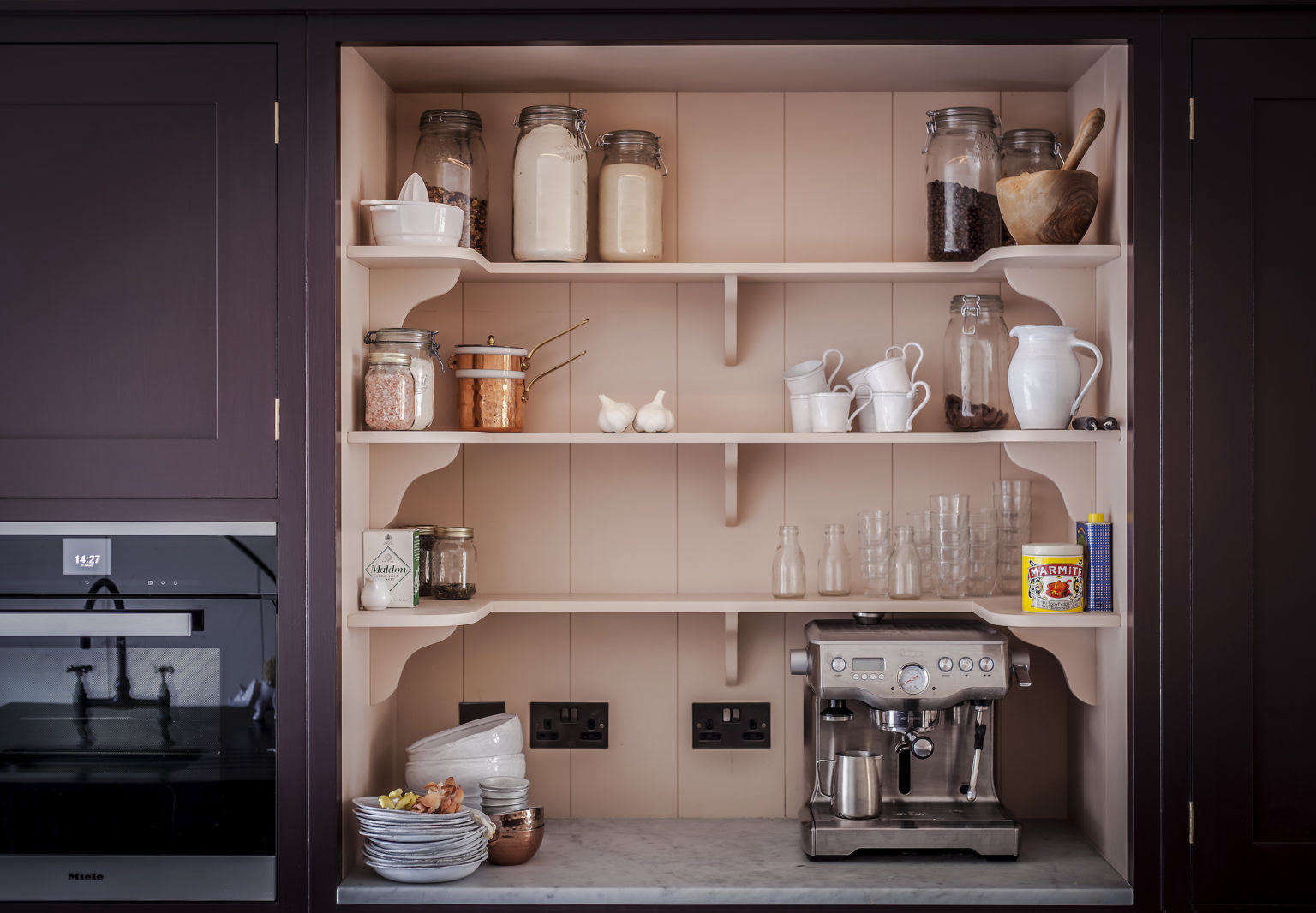 Cupboard Storage Ideas In Plain English 8 Storage Ideas To Steal From The Brit Kitchen