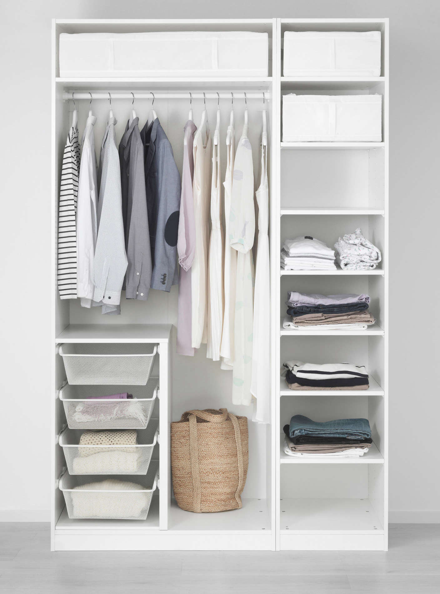 Ikea System 10 Best Closet Systems According To Architects And Interior Designers