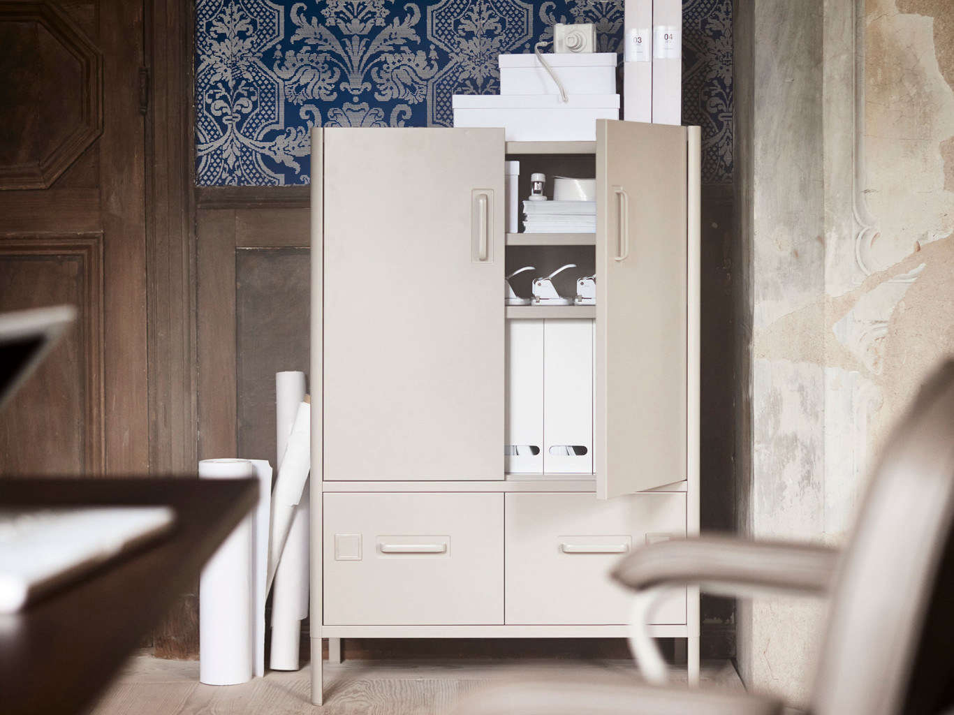 Ikea Home Filing System New Noteworthy Introducing Idåsen Ikea S New Storage Series