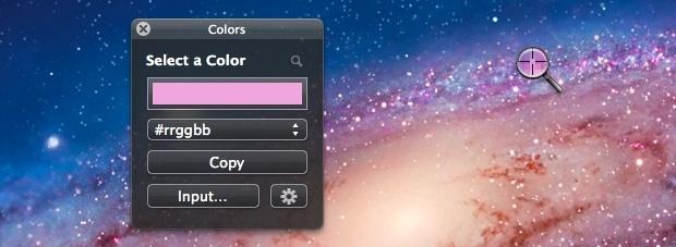 digital color meter hex