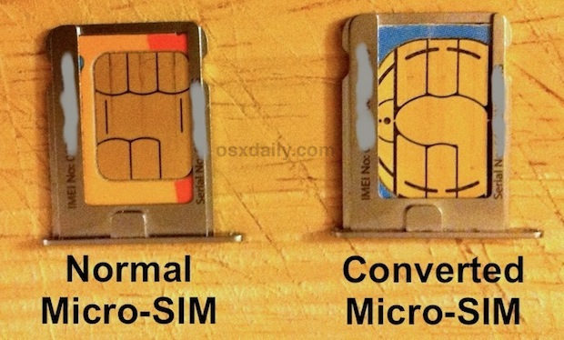 Micro Sim Template Own Nano Sim Card For Your Iphone 5 Without - micro sim template