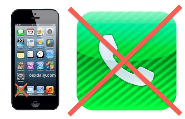 How to Turn Off Phone Calls on the iPhone but Keep Data  iMessage