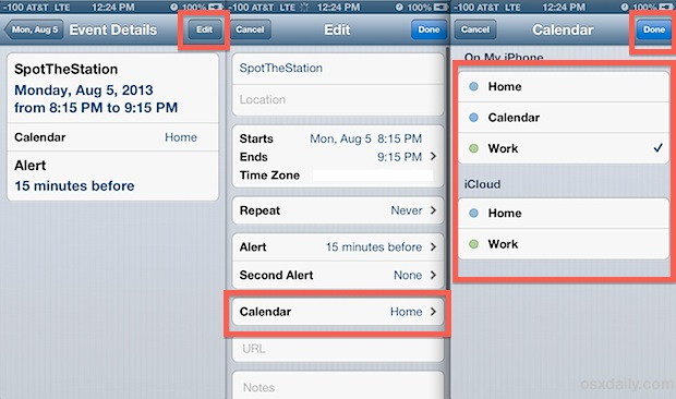 Use the iOS Calendar Smarter  Faster with These 5 Tips