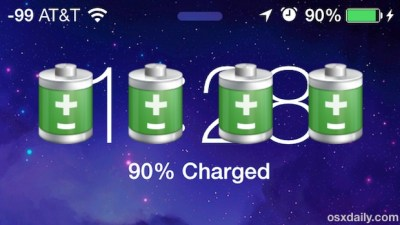 iOS 7 Battery Life Draining Too Fast? It's Easy to Fix