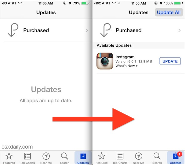 App Updates Not Showing in the iOS App Store? Here\u0027s a Solution for
