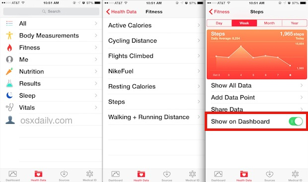 How to Track Steps  Mileage with iPhone to Make the Health App Useful