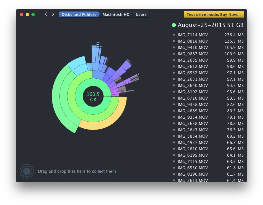 3 of the Best Disk Space Analyzers for Mac OS X