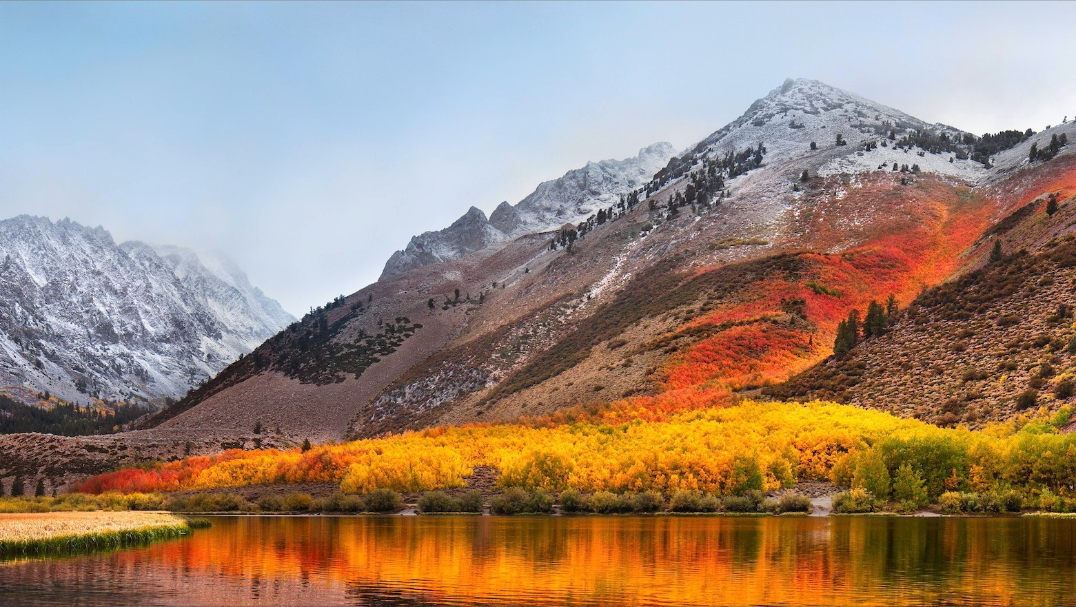 Mac Schreibtisch Get The Macos High Sierra Default Wallpaper