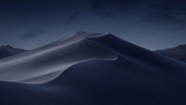 Fall Desktop Wallpaper For Mac Grab The 2 Default Macos Mojave Wallpapers