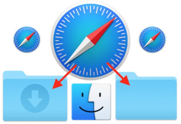 How to Change the Safari Download Location on Mac OS
