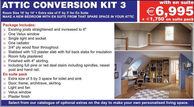 Right Price Attic Conversions