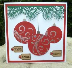 Small Of Handmade Christmas Cards