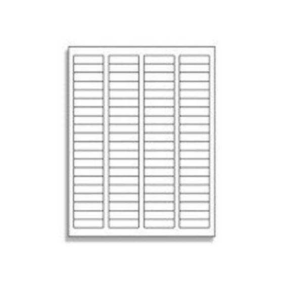 80 UP Return Address Labels - 5267 Compatible - 80 Labels per Sheet