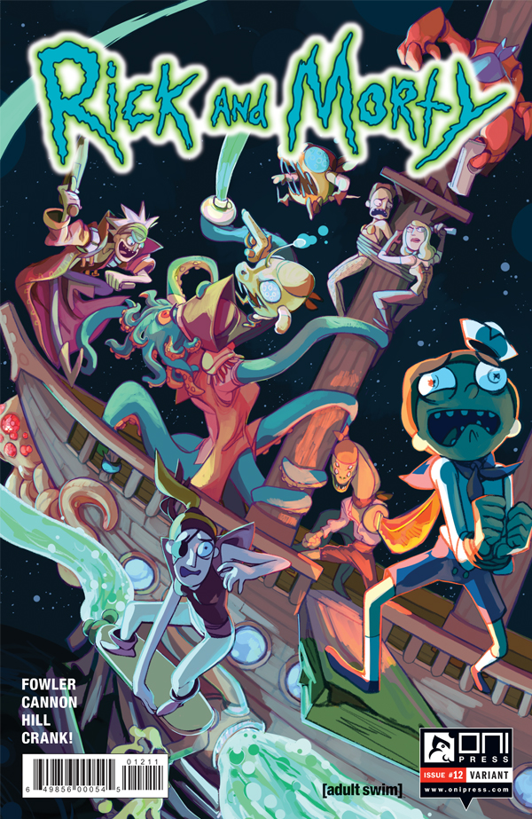 Gravity Falls Wallpaper Hd Android Exclusive Incoming Rick And Morty Comic Writer Tom Fowler