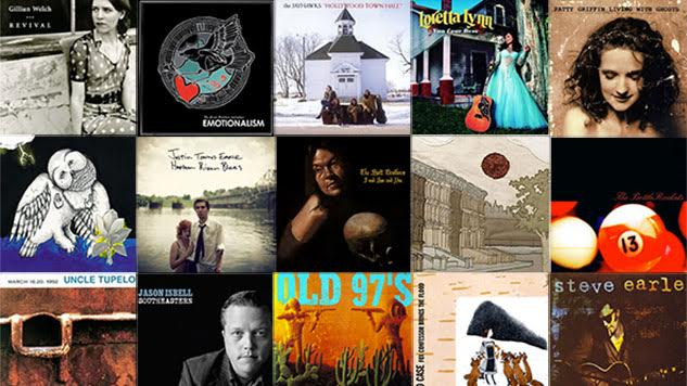 The 50 Best Alt-Country Albums of All Time  Music  Lists  Alt
