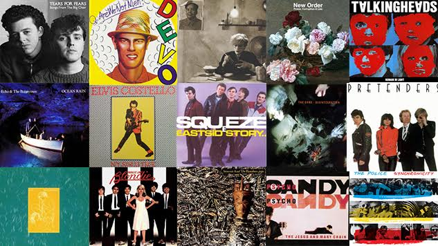 The 50 Best New Wave Albums  Music  Lists  New Wave  Page 1