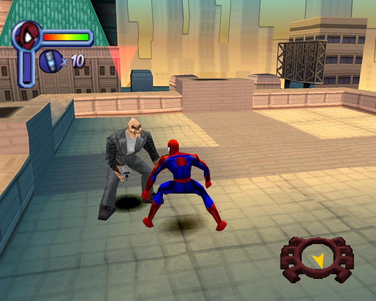 Spiderman Games The 12 Best Videogames Based On Comics Games Lists
