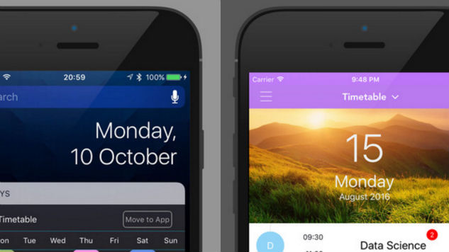 7days is Both a Timetable and Schedule App  Tech  Apps  Paste