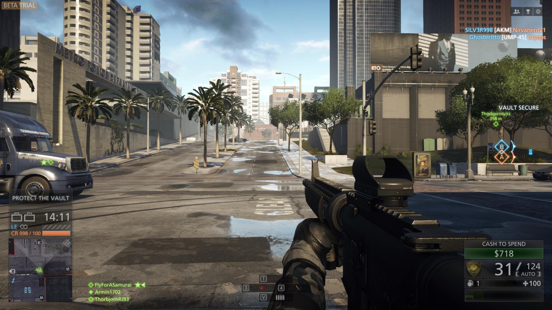 Pubg 21 9 Wallpaper Battlefield Hardline Cop Out Games Reviews Paste
