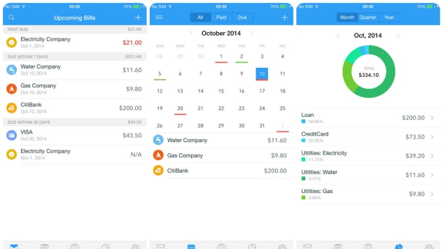 10 Cheap Apps for Keeping Your Bills in Check  Tech  Apps  Paste