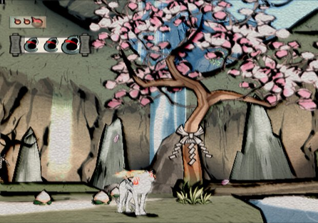 8 Games Full of Cherry Blossoms  Games  Lists  Paste - cherry blossom animated