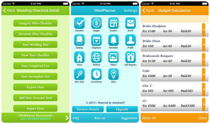 10 Great Wedding Apps to Help You Plan Your Big Day  Tech  Apps