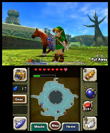 3d Wallpaper Gyro 5 Things You Should Know About Majora S Mask 3d Games