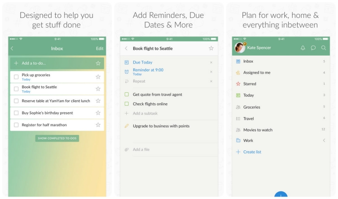 Organize Your Life With These 10 Great To-Do List Apps  Tech