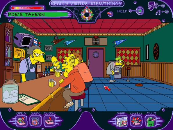 Make Your Own 3d Name Wallpaper Every Simpsons Game Ever Games Galleries Paste
