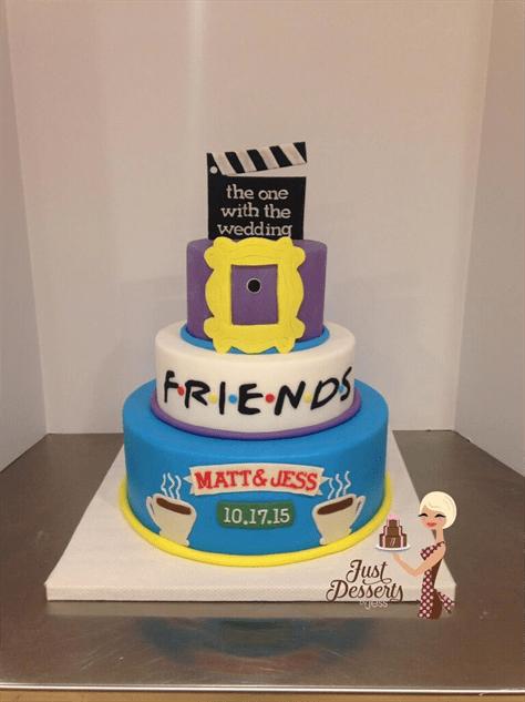 Cute Chef Wallpaper Edible Fiction Amazing Tv Themed Wedding Cakes Tv