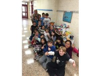 Furnace Woods Elementary Students Race to Donate | Patch