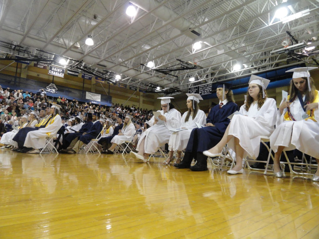 Duchesne High School Mo When Are Graduation Ceremonies For St Charles Francis