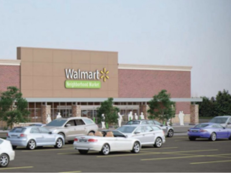 Mount Pleasant Walmart Will be \u0027Best Looking Store\u0027 in SE Wisconsin