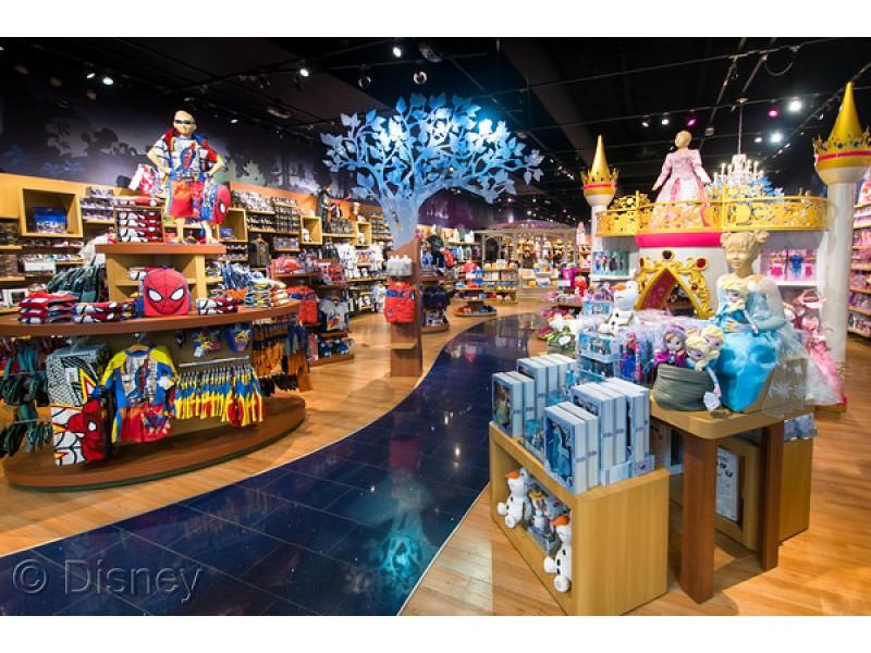 Disney Store Opens Saturday In Burlington Burlington Ma