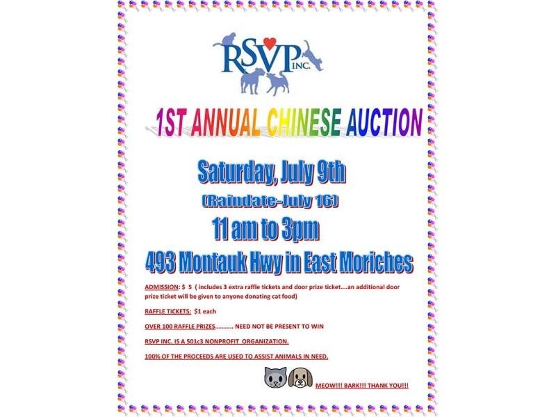 chinese auction raffle tickets - Alannoscrapleftbehind