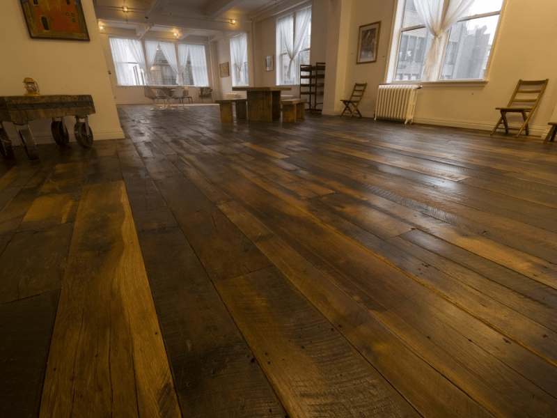 Old Barn Wood For Flooring Flooring Ideas