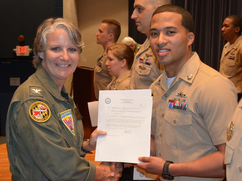 Belleville Native Earns Navy Promotion Belleville, NJ Patch - us navy master at arms