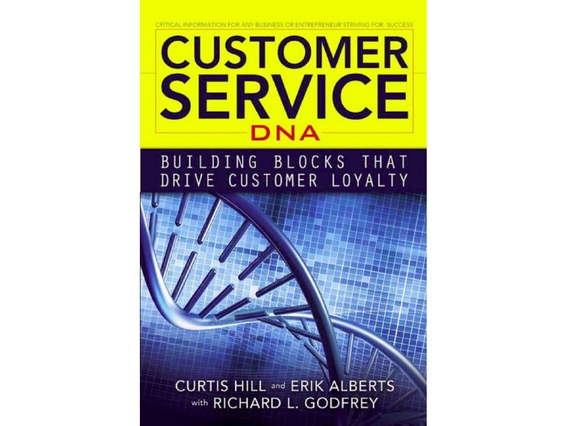 Customer-Service DNA Book Aims to Transform Businesses\u0027 Service and