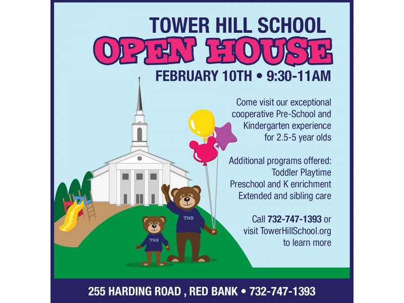 Tower Hill School Invites Parents to Open House Red Bank, NJ Patch - open house invites