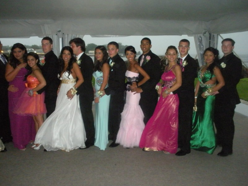Eastchester High School Seniors Celebrate Prom Bronxville, NY Patch