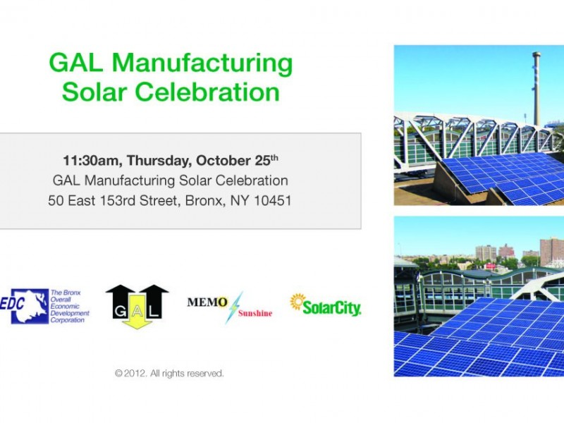 Mamaroneck Firm Develops Largest Commercial Solar System in the