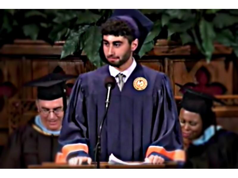 Funniest High School Graduation Speech of 2015 Lake View, IL Patch