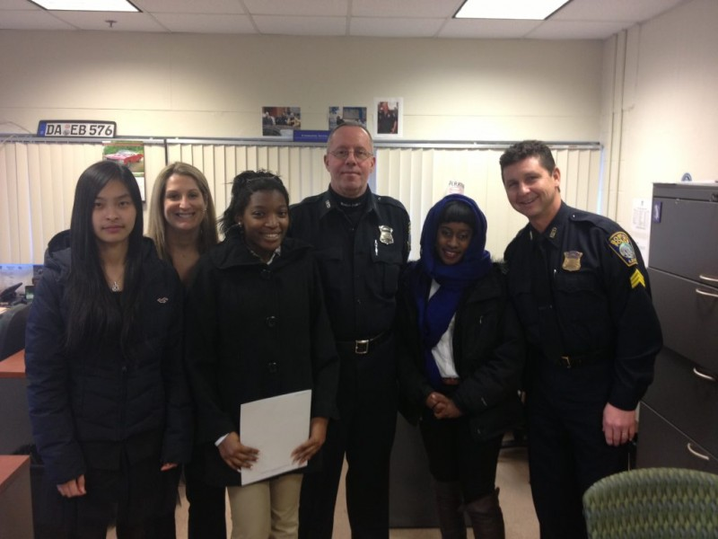 Job Shadow Day at Charlestown High School Charlestown, MA Patch