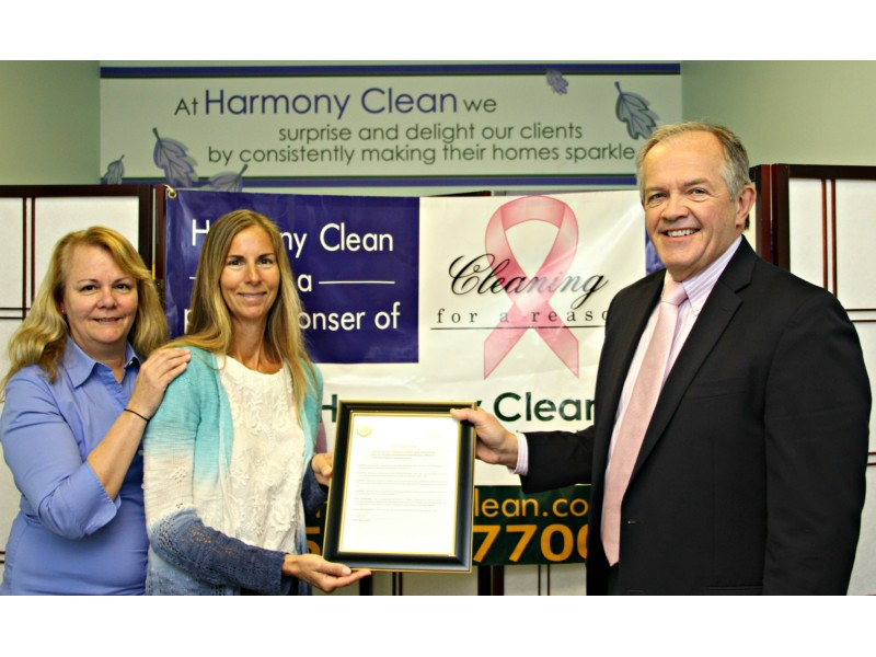 Doylestown Business Participating In Cleaning For A Reason Week - local house cleaning