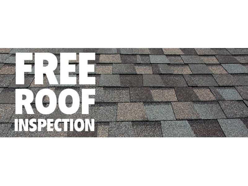 FREE ROOF INSPECTION from Oury Roofing Exteriors, Inc Naperville