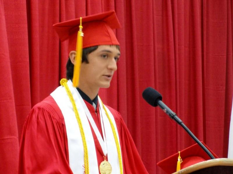 WHS Class of 2012 Graduation Speech Salutatorian Marc Bucchieri - salutatorian speech examples