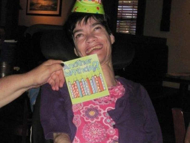 Somerville Native with Cerebral Palsy Needs Online Votes - ma cerebral palsy