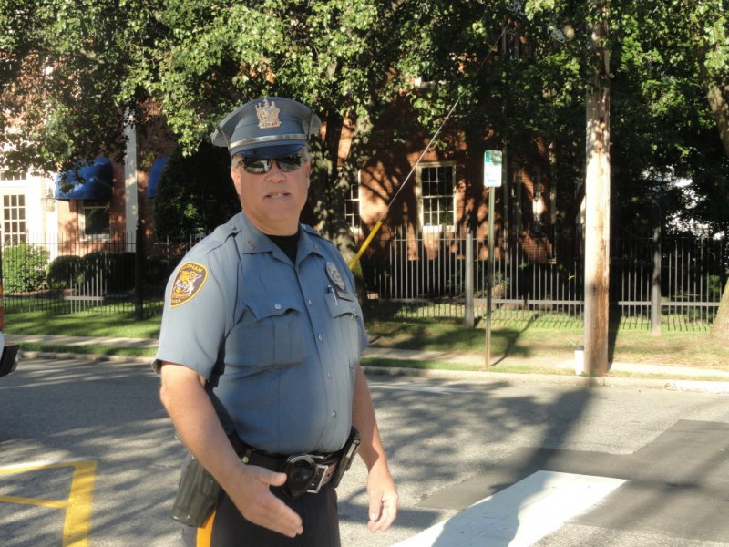 Police Enforce Pedestrian Safety Cell Phone Violations