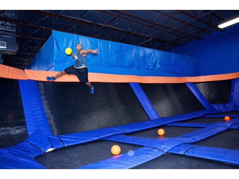 Sky Zone Indoor Trampoline Park Opening in Mount Sinai, Now Hiring